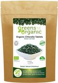 Greens Organic - Organic Chlorella Tablets 120 x 500mg
